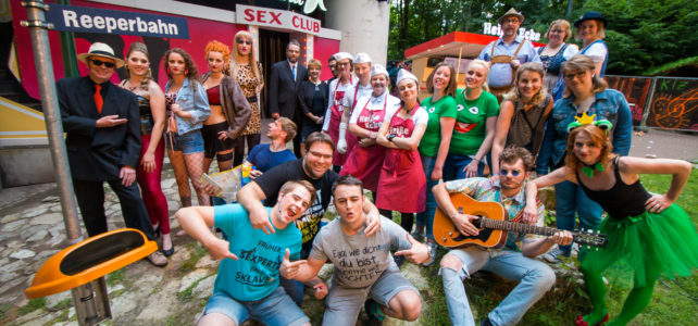 Heiße Ecke – Das St. Pauli-Musical