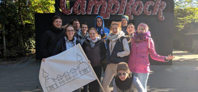 Jugendcamp 2018: CampRock!