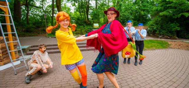 Pippi Langstrumpf feiert am Samstag Premiere
